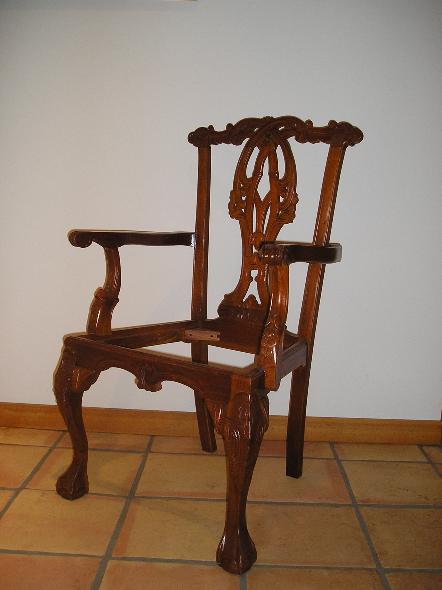Chippendale Chairs The Resolute Desk